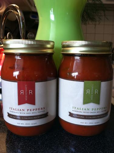 Rose Romano's Sauce Both